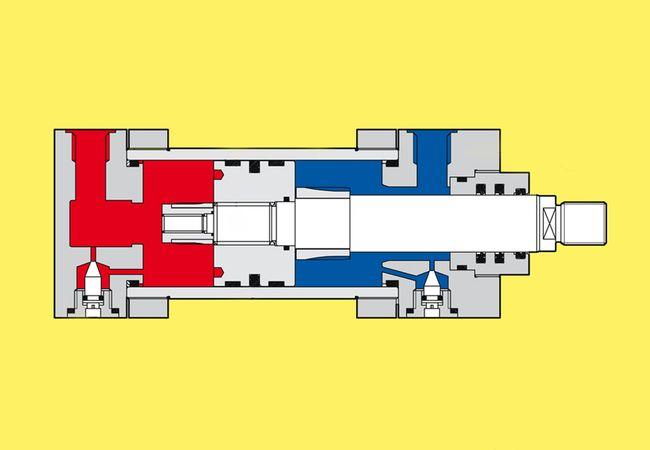 Гидроцилиндр СС