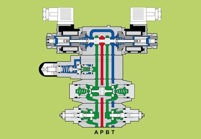 Модульные клапаны