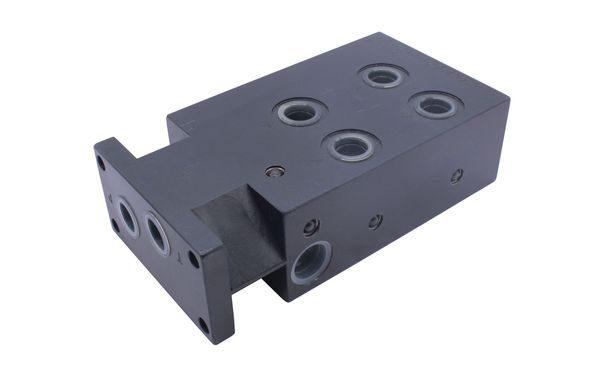 Монтажная плита BA-244/2/M5/350/NT