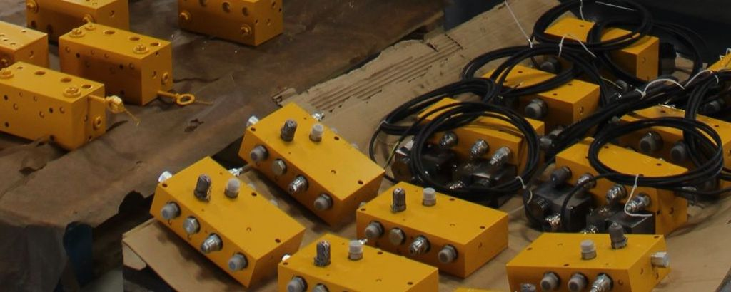 Гидравлические блоки производство