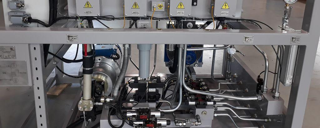 Гидравлические станции производство